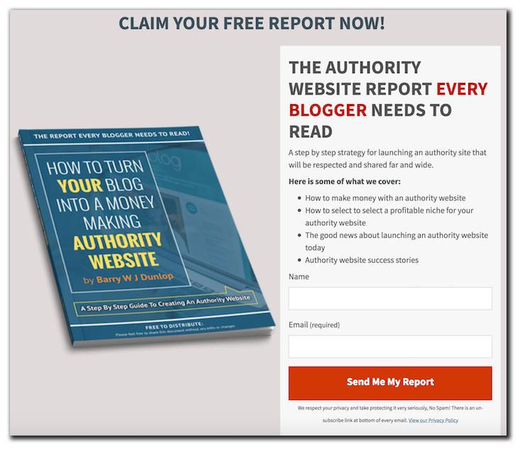 gagner de l'argent en ligne avec un blog d'autorité