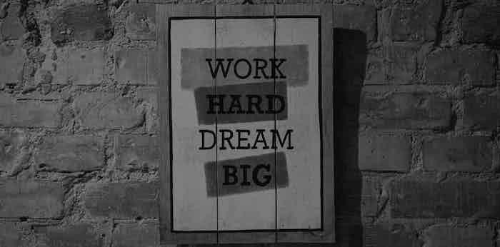 dream big entrepreneurial life lessons